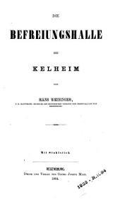 Die Befreiungshalle bei Kelheim