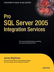 Pro SQL Server 2005 Integration Services PDF