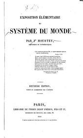 Exposition elémentaire du système du monde