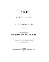 Tanis: Part 1