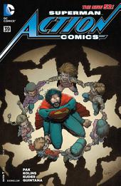 Action Comics (2011-) #39