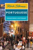 Rick Steves Portuguese Phrase Book and Dictionary PDF