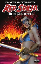 Red Sonja: The Black Tower #3