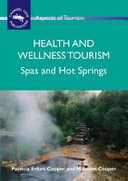 Health and Wellness Tourism PDF