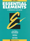 Essential Elements  Oboe  Book 2  A Comprehensive Band Method Book