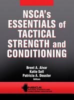 NSCA S Essentials of Tactical Strength and Conditioning PDF