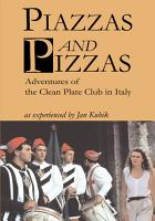 Piazzas and Pizzas PDF
