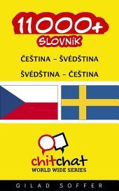 11000+ Čeština - Švédština Švédština - Čeština Slovník