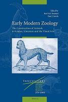 Early Modern Zoology PDF