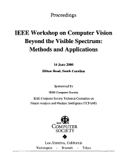 Computer Vision Beyond the Visible Spectrum  Methods and Applications  CVBVS 2000  PDF