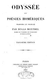 L'Iliade, l'Odyssée et poésies: Volume2