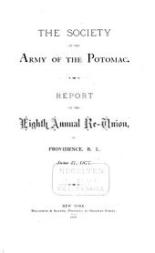 Report of the Annual Re-union: Volume 8