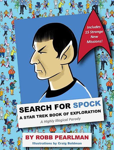 Download Search for Spock Book