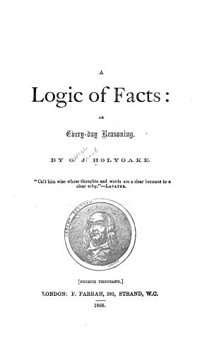 A Logic of Facts  Or  Every day Reasoning