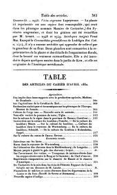 Bulletin general et universel des annonces et des nouvelles scientifiques, publie sous la direction du baron de Ferussac: Volume4;Volume14