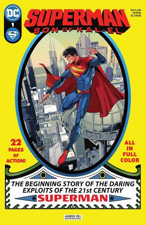Superman  Son of Kal El  2021    1