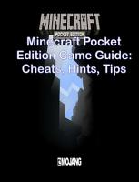 Minecraft Pocket Edition Game Guide  Cheats  Hints  Tips PDF