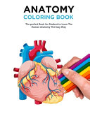 Anatomy Coloring Book Book