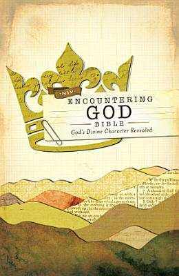 NIV  Encountering God Bible  eBook