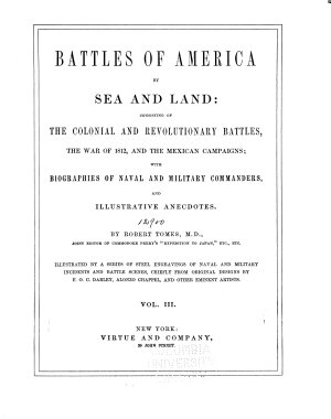 Battles of America by Sea and Land PDF