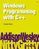 Windows Programming with C   PDF