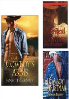 In a Cowboy s Arms Bundle with One Real Cowboy   A Cowboy Christmas PDF