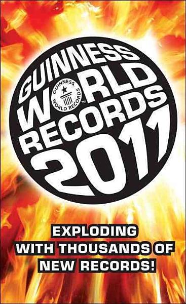 Download Guinness World Records 2011 Book