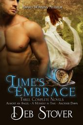 Time's Embrace: Three Time-Travel Romance Novels