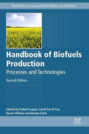 Handbook of Biofuels Production PDF