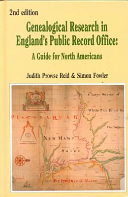 Genealogical Research in England s Public Record Office PDF