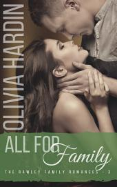 All for Family (The Rawley Family Romances-3)
