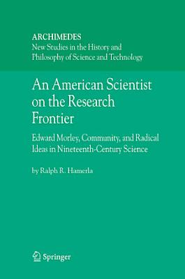 An American Scientist on the Research Frontier PDF