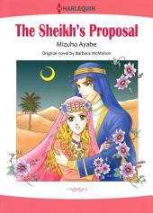 THE SHEIKH'S PROPOSAL: Harlequin Comics