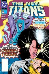 The New Titans (1984-) #118