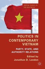 Politics in Contemporary Vietnam PDF