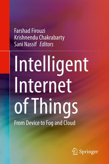 Intelligent Internet of Things PDF