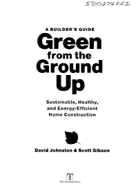 Green from the Ground Up PDF