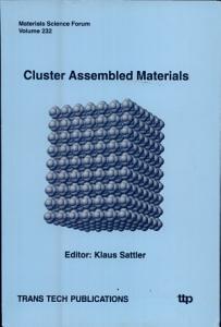 Cluster Assembled Materials