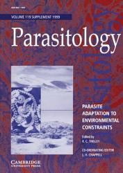 Parasite Adaptation to Environmental Constraints PDF