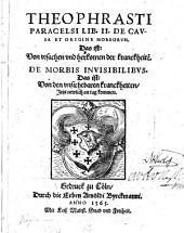Libri II de causa et origine morborum
