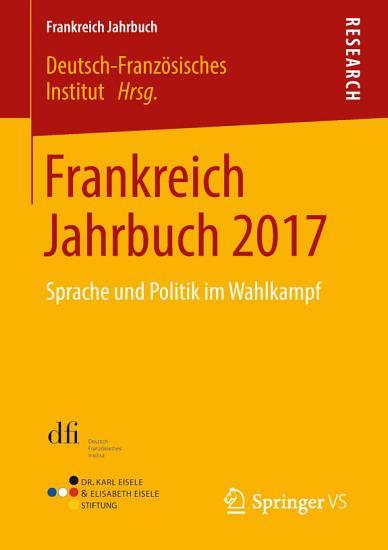 Frankreich Jahrbuch 2017 PDF