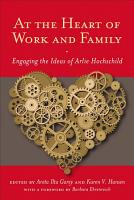 At the Heart of Work and Family PDF