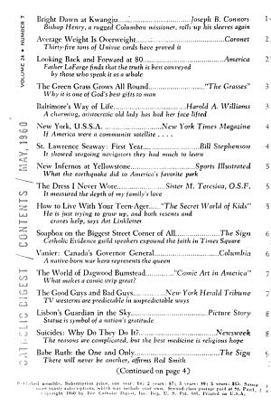 The Catholic Digest
