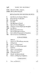 Œuvres complètes de Vauvenargues: Volume3