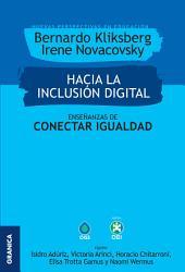 Hacia la inclusión digital: Enseñanzas de Conectar Igualdad