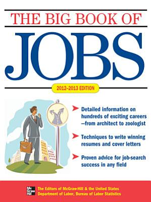 THE BIG BOOK OF JOBS 2012 2013 PDF