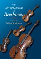 The String Quartets of Beethoven PDF
