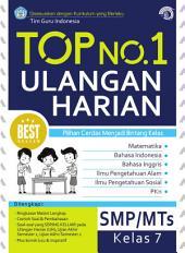 Top No 1 Ulangan Harian SMP/MTS Kelas 7 (Gratis buku How to Speak English Easy Fast Fun: For Beginner): Pilihan Cerdas Menjadi Bintang Kelas