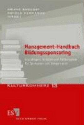 Management Handbuch Bildungssponsoring PDF