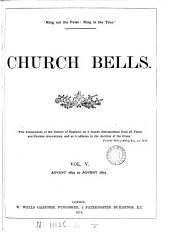 Church bells, ed. by J.E. Clarke: Volume 5